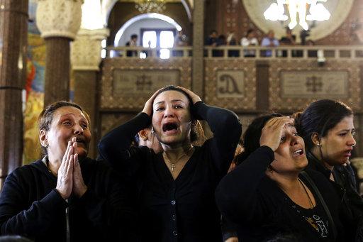 埃及政府自賽希總統上任後,於過去三年致力打擊該地區伊斯蘭激進武裝分子。(美聯社)