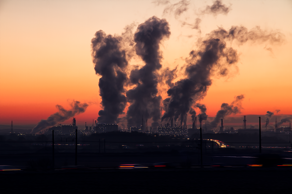 Air pollution may negatively impact sperm production. (Image: Pixabay)