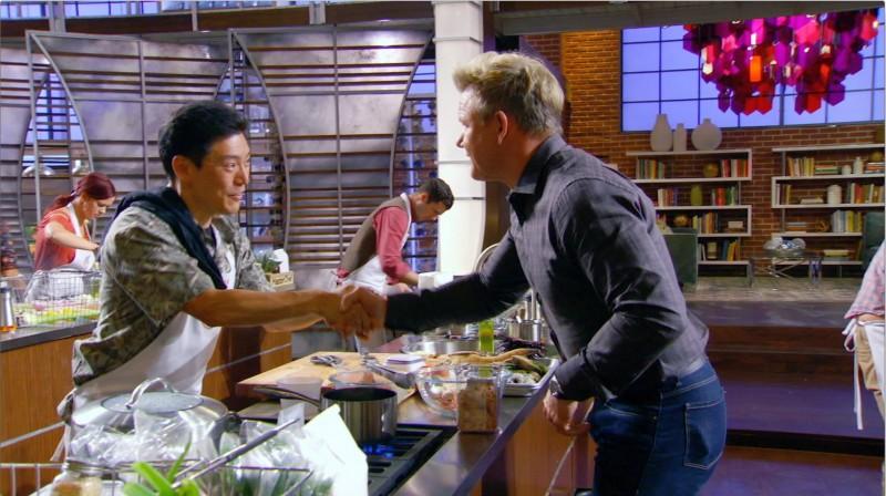 Screenshot from Masterchef Season 8 on Star World
