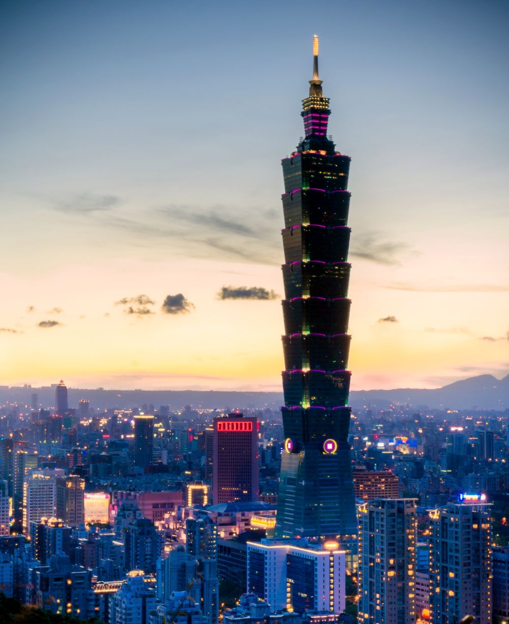Taiwan's Top 10 man-made marvels