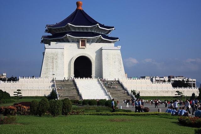 CKS Memorial Hall (欣盈 ∕ Flickr)