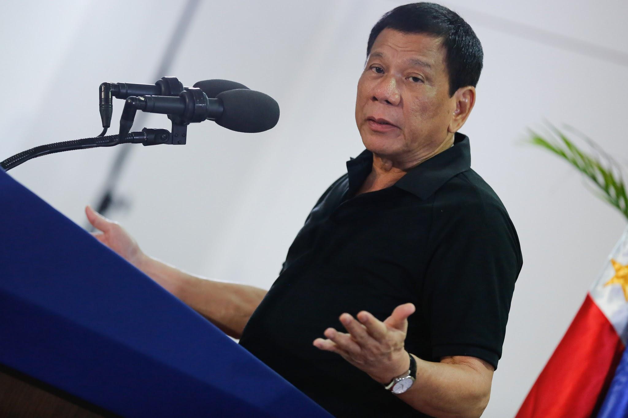 菲律賓總統杜特蒂稱菲共為「恐怖份子」(圖: 維基)