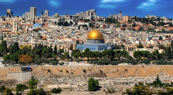 Jerusalem (Photo courtesy of Walkerssk ∕ Pixabay)