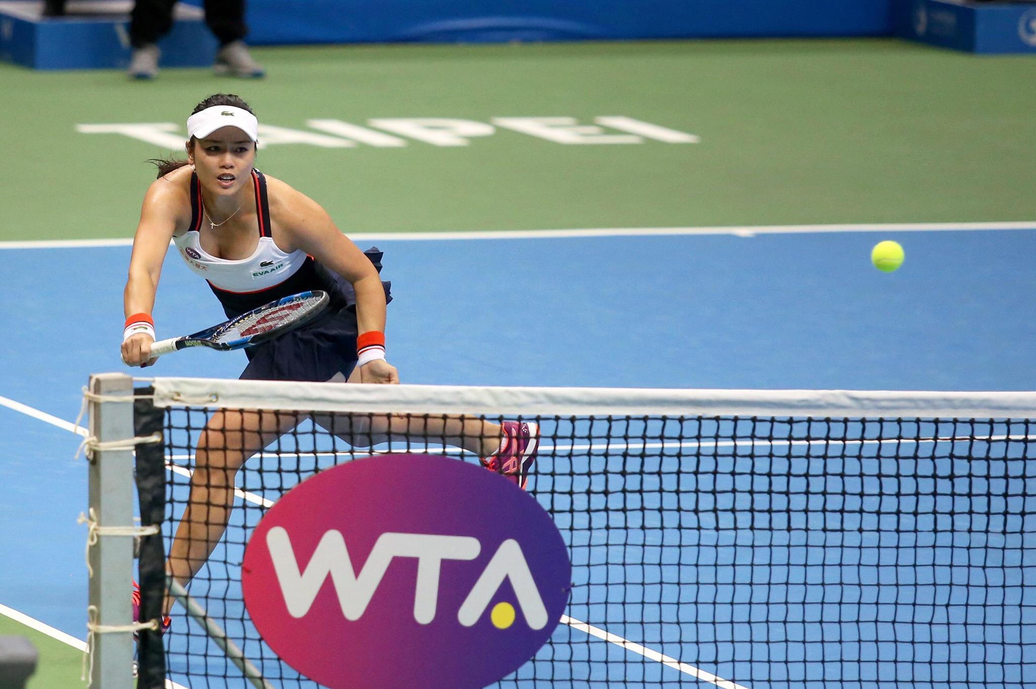 詹詠然與辛吉絲共同獲選「年度女雙冠軍」  台灣第一人