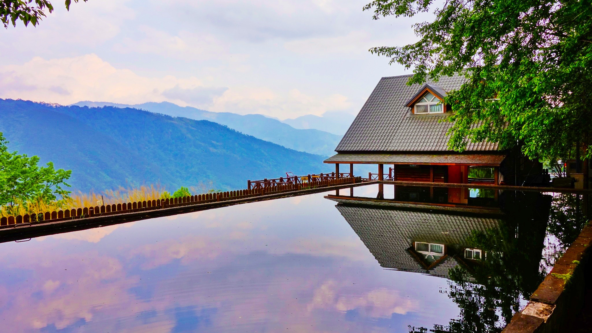 Wuling Farms is a traveler's paradise in all seasons.