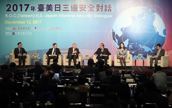 Trilateral Security Dialogue