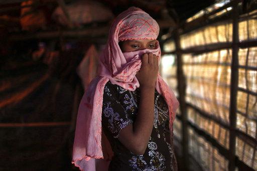 非營利組織無國界醫生(MSF)表示,至少6,700位羅興亞人在8月緬甸內戰的一個月後被殺害。(圖片來源:AP)