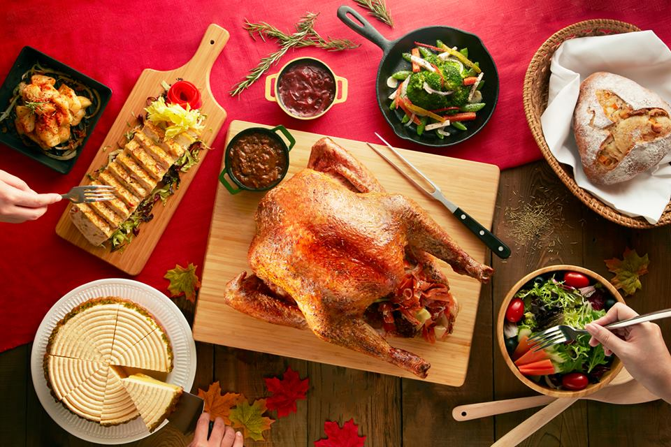 Top Christmas dining selections in Taipei for 2020