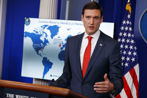 US Homeland Security Adviser Tom Bossert discusses North Korea and the WannaCry cyber attack of May 2017