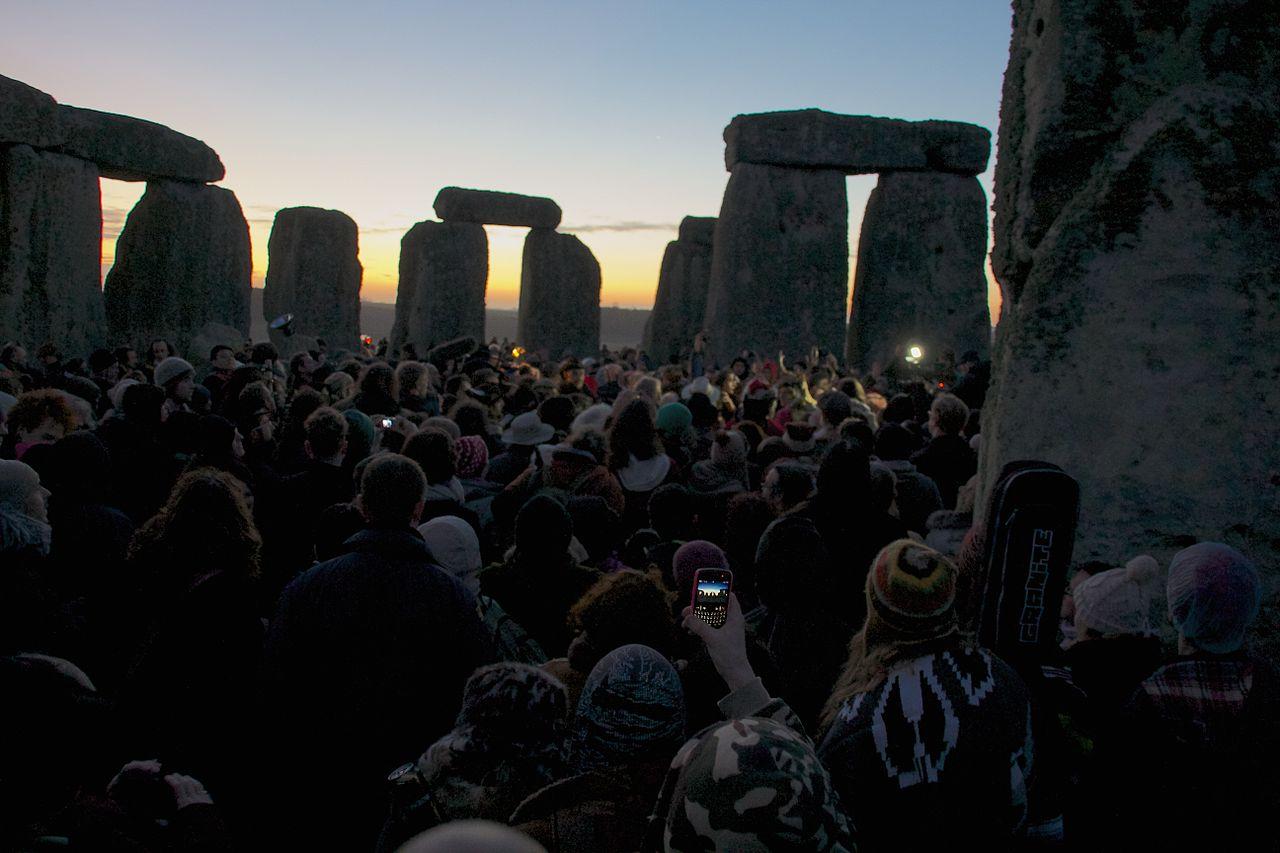 冬至象徵一年新生   走訪全球歡慶儀式與祭典