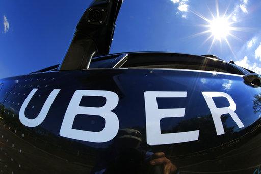 根據歐洲最高法院的裁定,Uber被認定為運輸服務公司、而非數位企業。(圖片來源:AP)