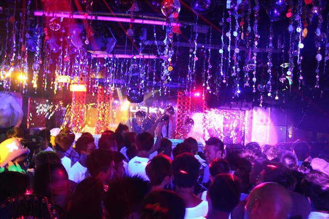 Taiwan's largest gay club closes for good at Christmas (photo courtesy of Funky Club Facebook group).