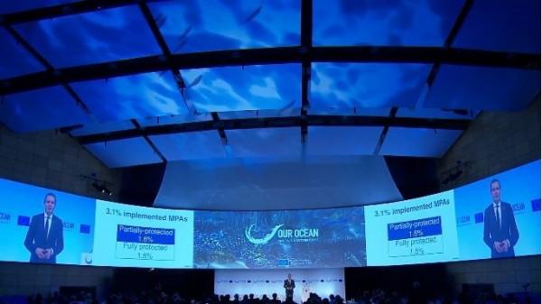 歐盟海洋國際會議 台灣官員首度出席