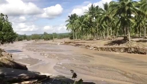 輕颱天秤侵襲菲律賓南部  逾200死、150人失蹤