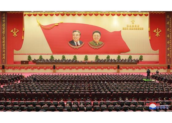 北韓示意圖(圖片來源:朝鮮中央通信)