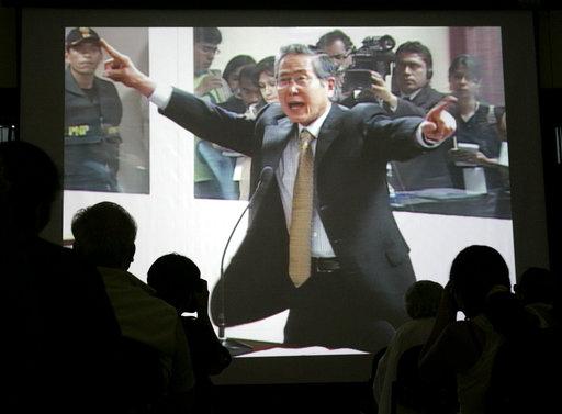 一場政治交易?祕魯特赦獨裁者藤森