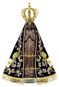 當天主教遇見佛教:巴西「黑聖母」首度來台