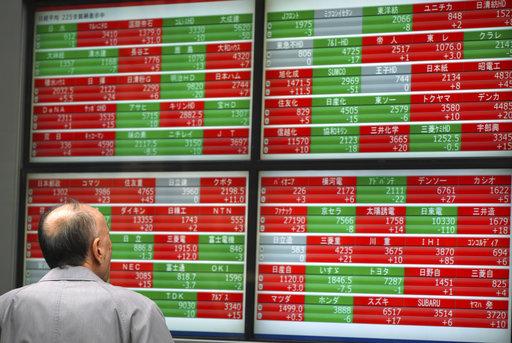 耶誕禮物! 東京股市創下今年最高價