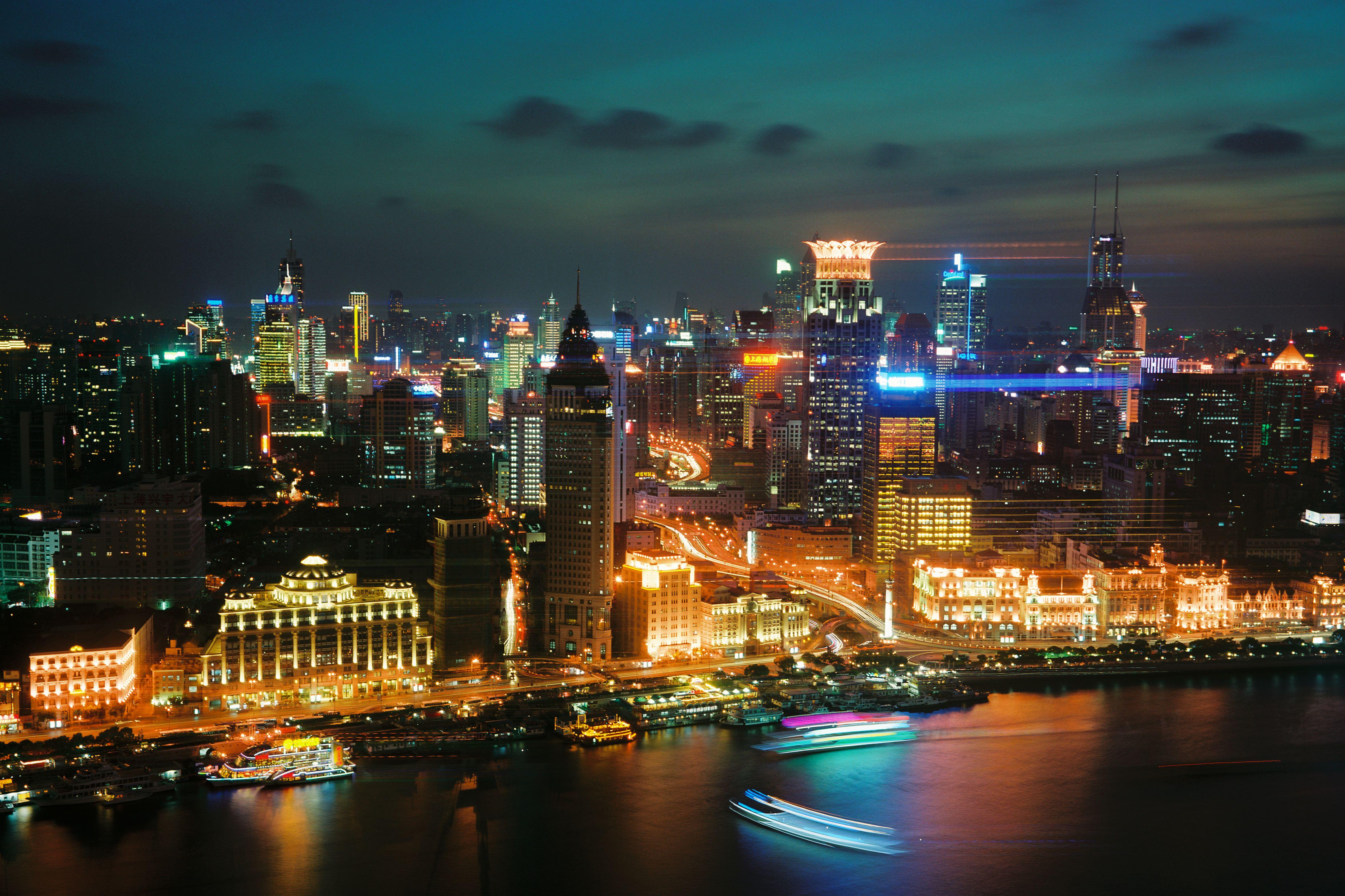 為了控管「大城市病」的發生,中國的金融中心上海計畫於2035年前,限縮其城市人口數在2,500萬人以下。(圖片來源:Pexels)