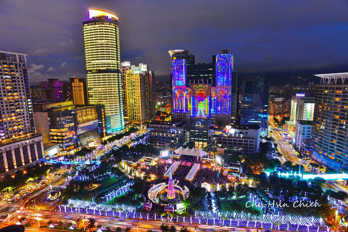 2017 Christmasland in New Taipei City named perfect Christmas market in Asia