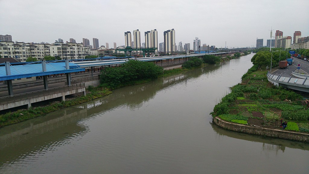 Kunshan (photo courtesy of song songroov).