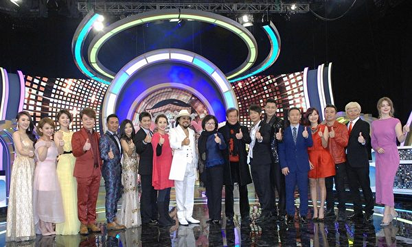 Chang Fei returns to Taiwanese TV with a new variety show
