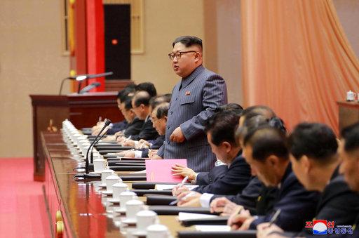 北韓領袖金正恩(圖片來源:美聯社)