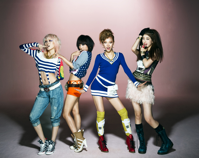 miss A has disbanded after 7 years together (Image courtesy of JYP, official miss A website)