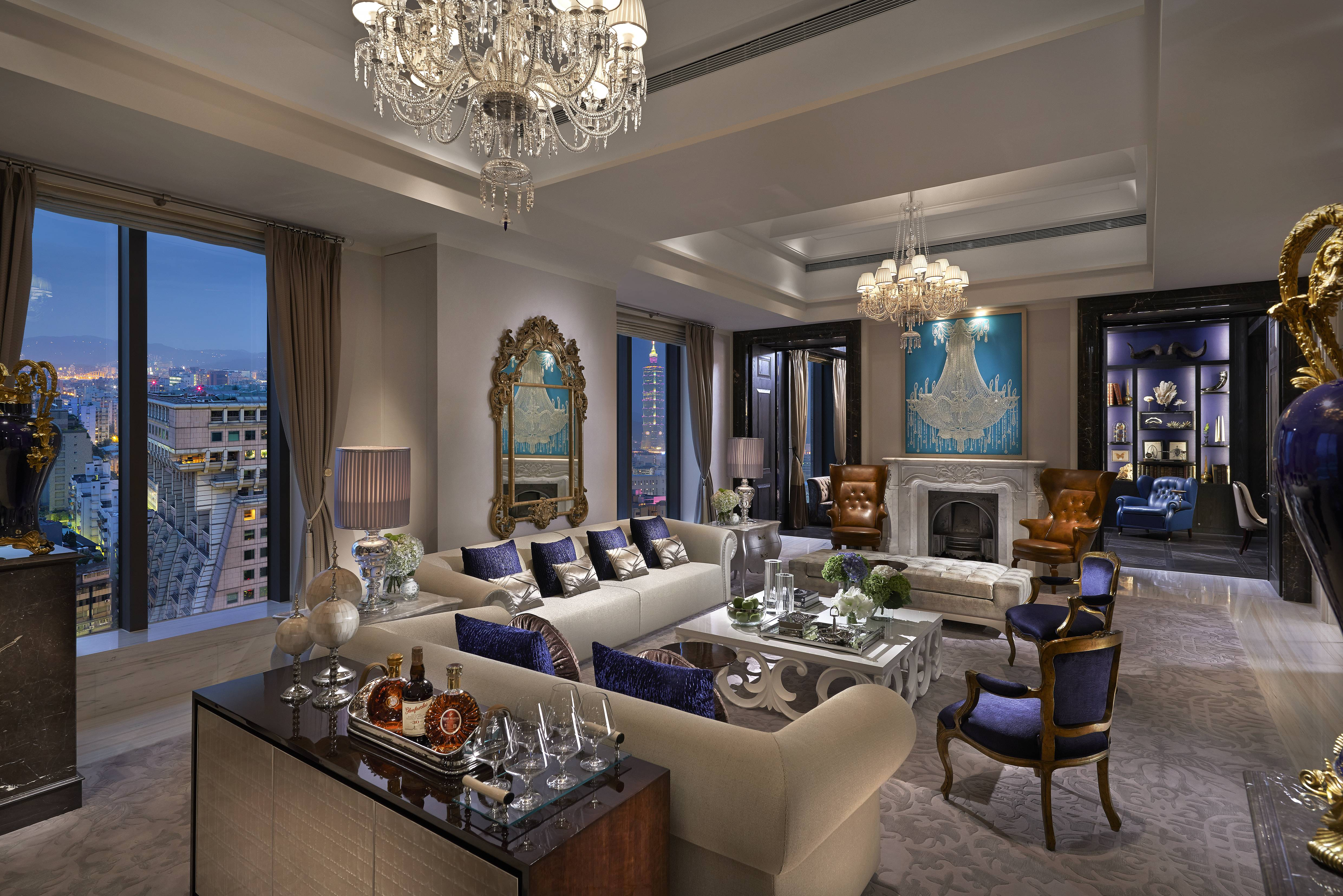 """Mandarin Oriental, Taipei ranked No. 1 on the list of """"Best Hotels in Asia"""" by Global Traveler"""