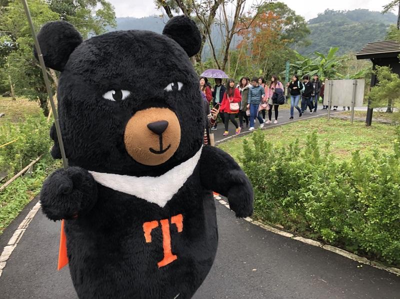 喔熊帶路小旅行完結篇 宜蘭大自然之旅