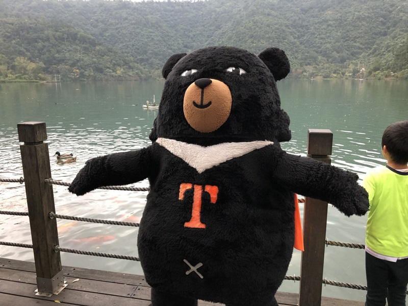 Members of OhBear day trip reconnect with nature in Yilan, northeastern Taiwan