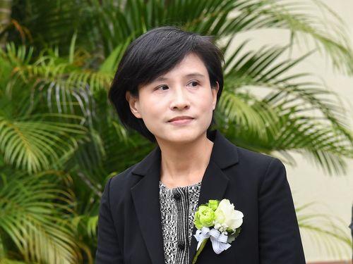 Culture Minister Cheng Li-chiun.