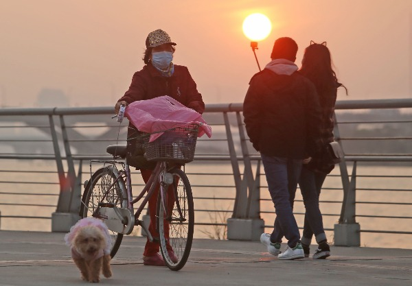 Temperatures to drop to 14 degrees on New Year's Eve