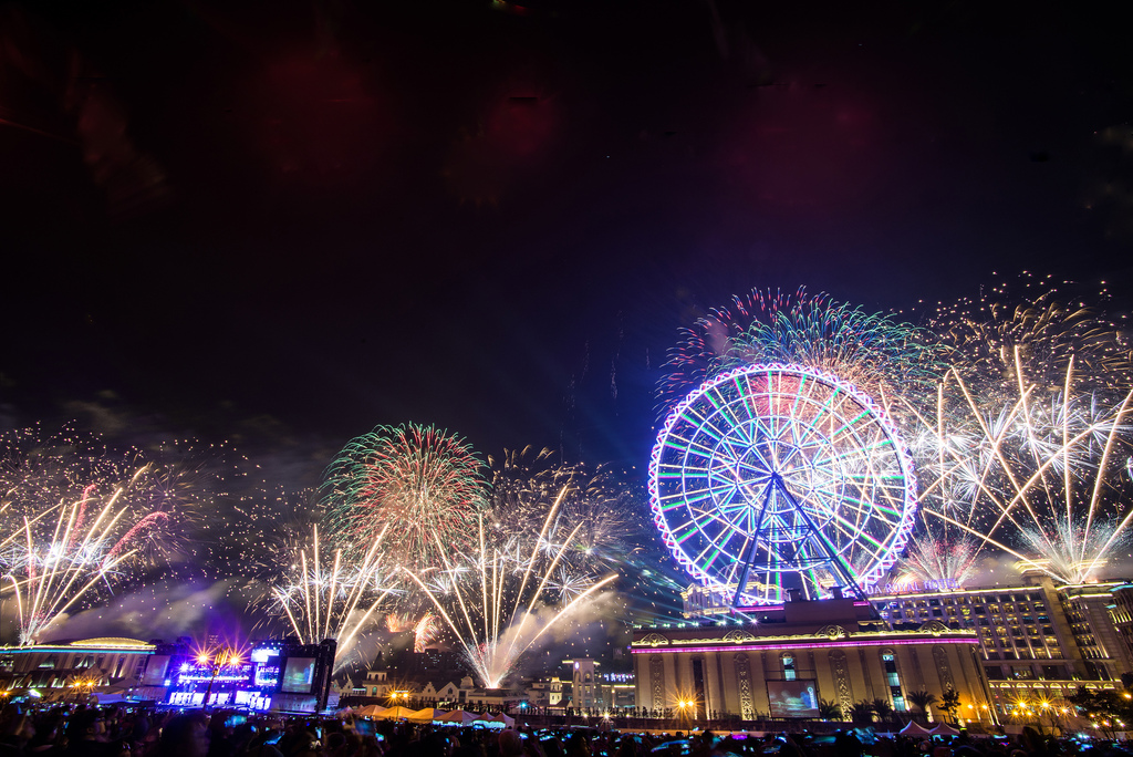 Taiwan's Best New Year's Eve Parties