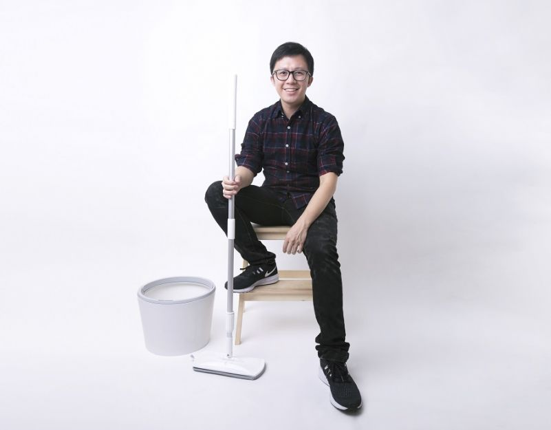 Unipapa founder Jimi Chen redesigned a mop which has become a hot-selling item. Chen is dedicated to enhancing the aesthetic value of products through...