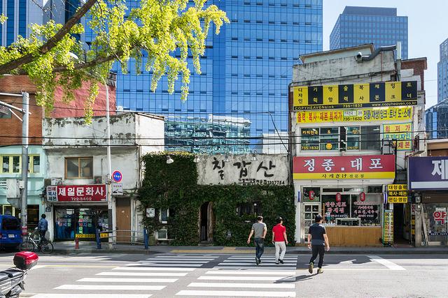 Seoul, South Korea (Photo courtesy of dconvertini/Flickr)