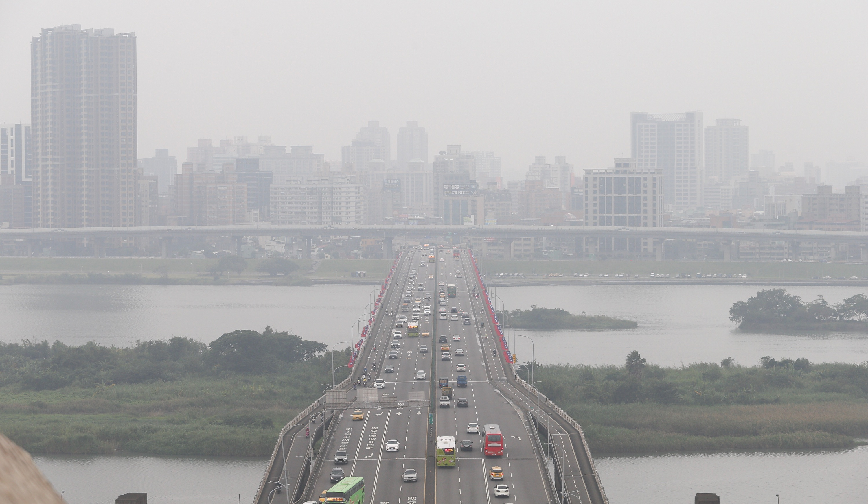 2017 is about to end with a considerable level of air pollution.