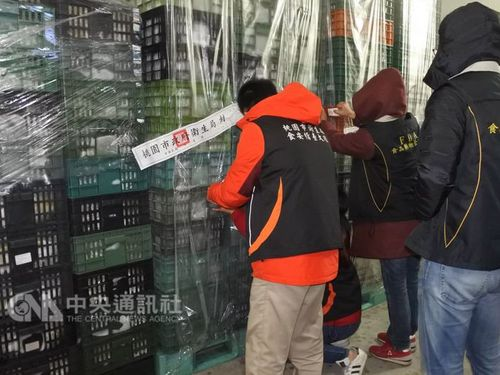 Taiwan's second largest egg supplier under scrutiny for selling expired eggs mixed with fresh ones