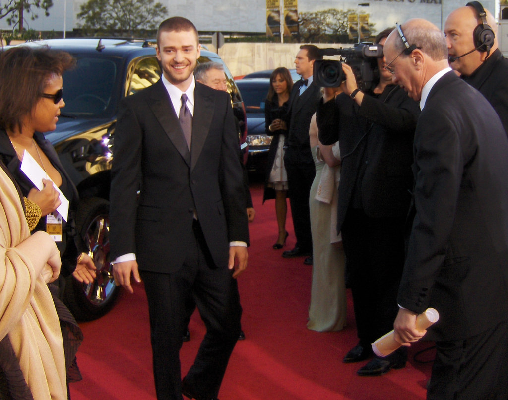 Justin Timberlake (crop) | by Joe Shlabotnik
