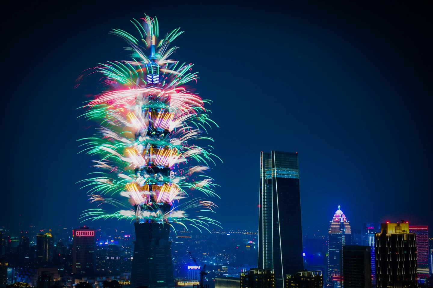 Image taken from Taipei 101 official website