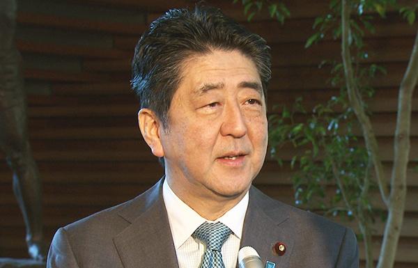 日本首相安倍晉三(圖片來源:日本首相官邸網站)