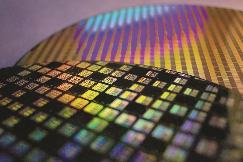 In 2017, worldwide semiconductor revenue totaled US$419.7 billion, according to preliminary results by Gartner (photo courtesy of TSMC)