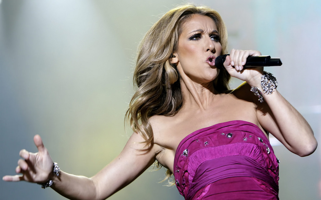 Canadian goddess, Céline Dion, to enchant Taipei this July. (Photo: Flickr)