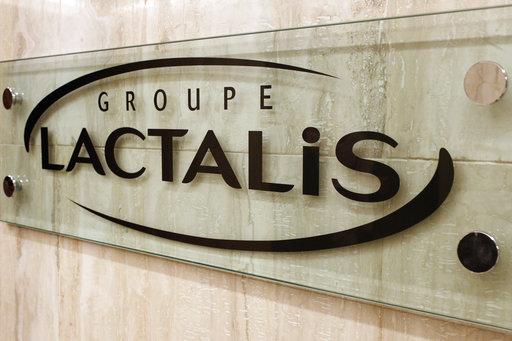 法國乳品大廠拉克塔利斯公司(Lactalis)13日表示,公司乳製品遭沙門氏菌汙染事件影響全球83國,召回1,200萬箱嬰兒奶粉。(圖片來