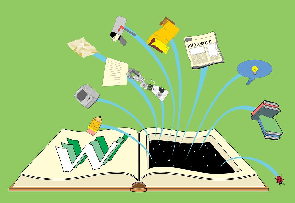 要如何學習正確知識而成為有價值的報酬?美媒Quartz撰寫六大技巧讓你能迅速理解如何學習知識。(圖片來源:Pixabay)
