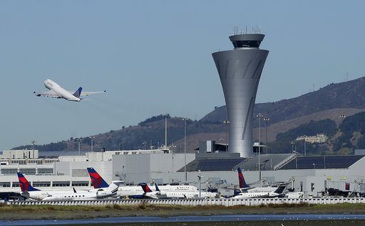 機場示意圖(圖片來源:美聯社)