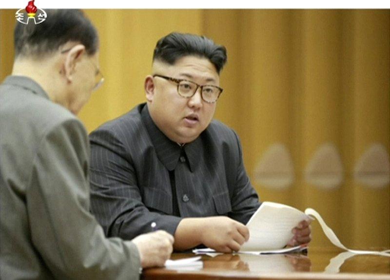 夏威夷與日本相繼傳出北韓向其發射飛彈的假消息,一度使當地民眾驚慌失措。 (美聯社)