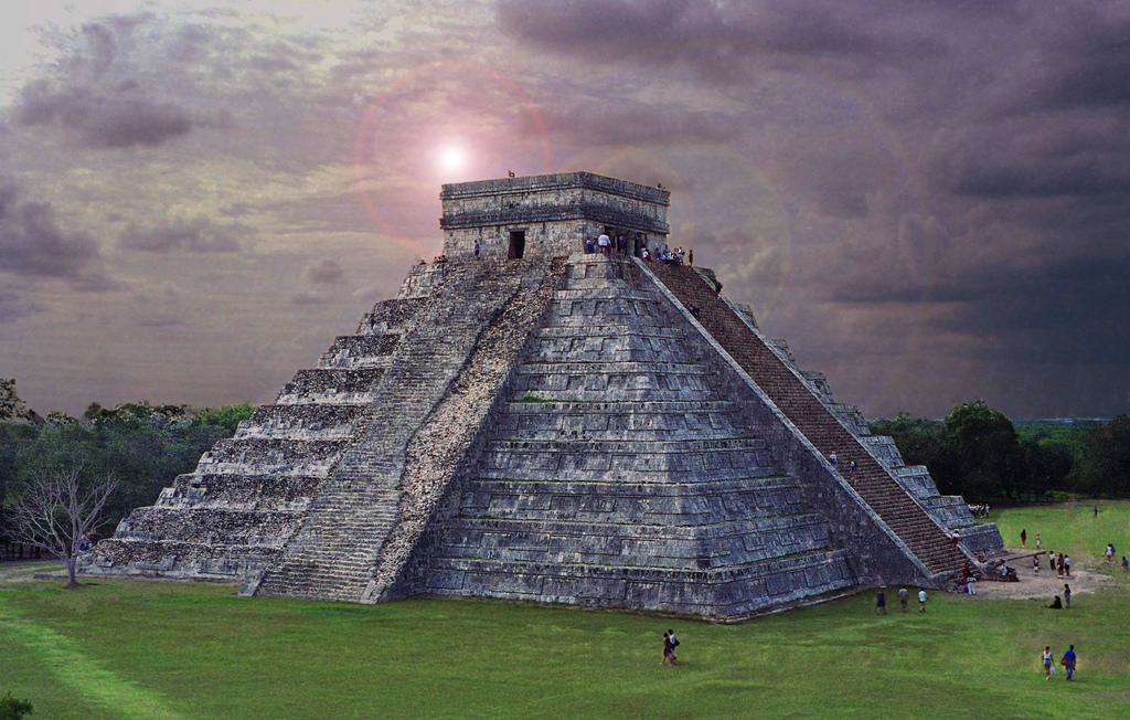 德國科學家揭曉500年前,阿茲特克文明滅絕的真正原因。 (翻攝 Flickr)
