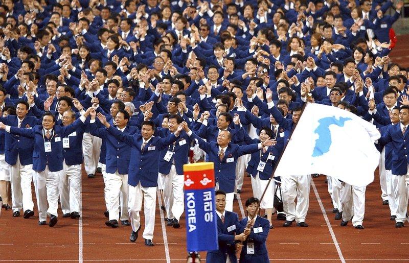 史無前例 南北韓將共組冬奧比賽隊伍