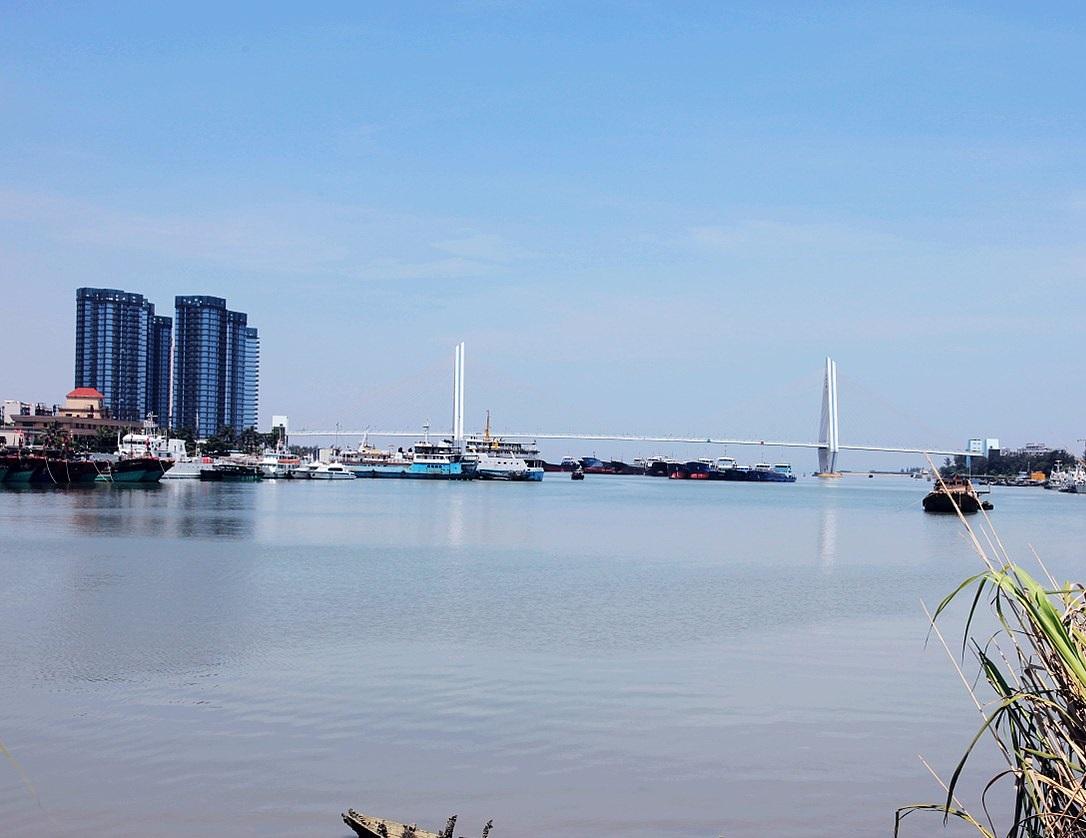 海南海口市(圖片來源:維基百科)